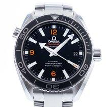 Omega 232.30.42.21.01.003 Acciaio 2010 Seamaster Planet Ocean 42mm usato
