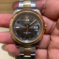 Rolex Datejust II Steel 41mm Grey Roman numerals United States of America, New York, Staten island