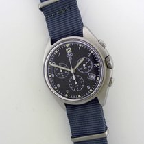 CWC Steel 38mm Quartz 6645-99 pre-owned
