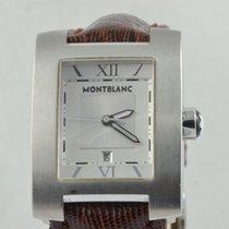 Montblanc Stål 30mm Kvarts 7048 brukt