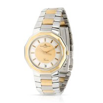 Baume & Mercier Riviera Gold/Steel 34mm Silver United States of America, New York, New York