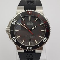 Oris Steel 43mm Automatic 01 733 7653 4183-Set RS pre-owned