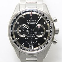 Zenith Steel 42mm Automatic 03.2040.400/21.M2040 pre-owned
