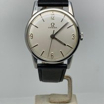 Omega Acier 34mm Remontage manuel occasion France, Paris