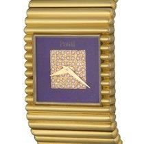Piaget Emperador Yellow gold 25mm Blue United States of America, Texas, Dallas