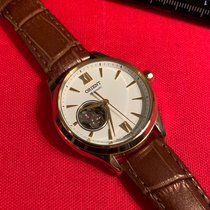 Orient Gull/Stål 36mm Automatisk RA-AG0024S10A ny