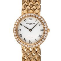 Patek Philippe Calatrava Yellow gold 25mm White Roman numerals United States of America, Texas, Austin