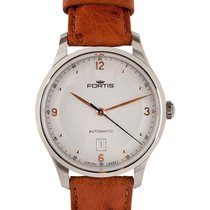 Fortis 903.21.12 L038 New Steel 41mm Automatic