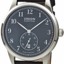 Union Glashütte 1893 Small Second D010.428.16.057.00 new