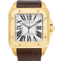 Cartier Watch Santos 100 W20071Y1