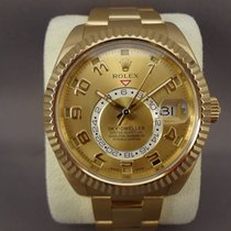Rolex Sky-Dweller 326938 Yellow Gold ( LC 100 )