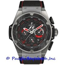 Hublot Big Bang 48mm King Power  F1 Zirconium, Wade 703.ZM.112...