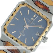 Vacheron Constantin Square Saudi Royal Family Stahl / Gold 222