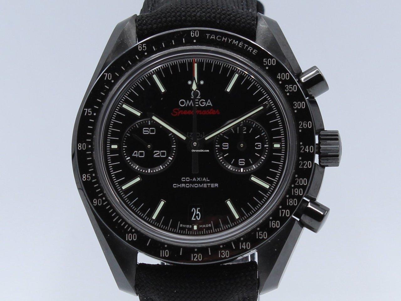 f1318db18913 Relojes Omega Speedmaster Professional Moonwatch de segunda mano ...