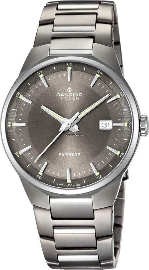 Koupě hodinek Candino  7d747a5ef01