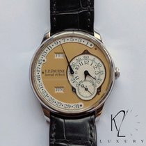 F.P.Journe Steel Automatic Gold 38mm new Octa