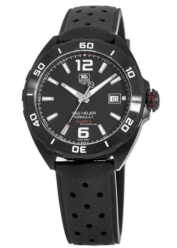 365c9bd0eac55 TAG Heuer Formula 1 Calibre 5 - all prices for TAG Heuer Formula 1 Calibre  5 watches on Chrono24