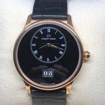 Jaquet-Droz Chronometer 43mm Automatik neu Schwarz