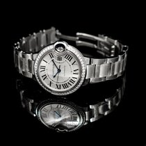 Cartier Ballon Bleu 33mm W4BB0016 new