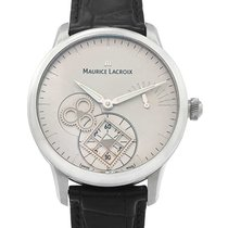 Maurice Lacroix Steel 43mm Manual winding MP7158-SS001-901 new United States of America, New Jersey, Cresskill