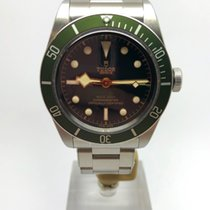 Tudor Black Bay Steel 41mm Black No numerals United Kingdom, Leicester