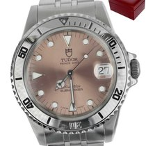 Tudor 75190 Staal Submariner 40mm tweedehands