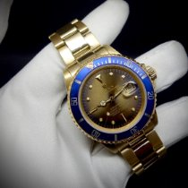 Rolex Submariner Date 16808 1980 pre-owned