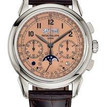 Patek Philippe 5270P-001 Perpetual Calendar Chronograph new