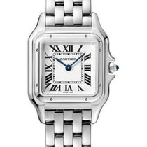 Cartier Panthère Steel 27mm Silver United States of America, New York, New York