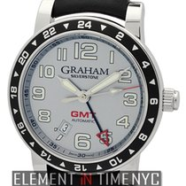 Graham Steel 42mm Automatic 2TZAS.S01A new United States of America, New York, New York