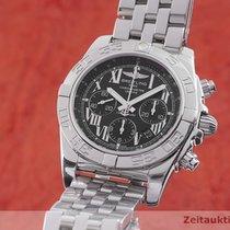 Breitling Chronomat 44 Zeljezo 44mm Crn