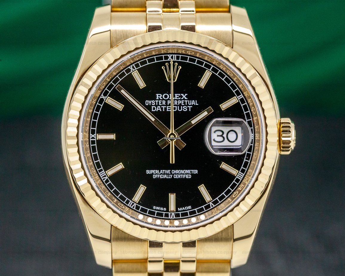 bf01a273125 Rolex Datejust - Todos os preços de relógios Rolex Datejust na Chrono24