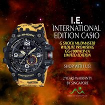 Casio G-Shock Staal