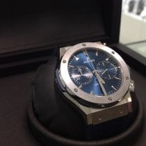 Hublot Classic Fusion Blue Titanium 45mm Blue No numerals United Kingdom, Gateshead