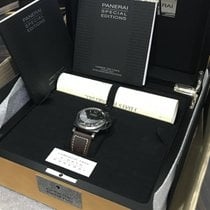 Panerai Special Editions PAM00617 Very good Titanium 47mm Manual winding UAE, Dubai