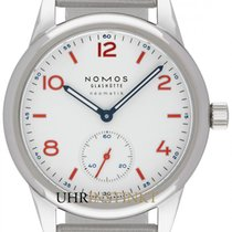 NOMOS Steel 37mm Automatic 744 new