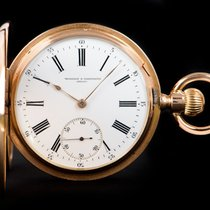 Vacheron Constantin Very good Rose gold 48mm Manual winding
