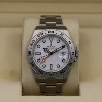Rolex Explorer II Steel 42mm White No numerals United States of America, Tennesse, Nashville