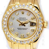 Rolex Lady-Datejust Pearlmaster Yellow gold 29mm United States of America, Florida, 33431