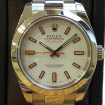 Rolex Milgauss 116400 2010 pre-owned
