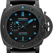 Panerai Luminor GMT Automatic Carbono 47mm Negro
