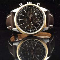 Breitling Gold/Steel 43mm Automatic UB015212/Q594 new