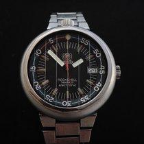 Roamer Vintage Rockshell Electro-Mechanical Watch 70's