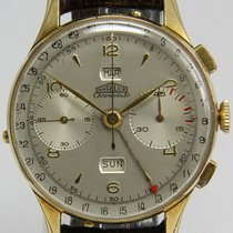 Angelus Chronograph Manual winding 1944 pre-owned