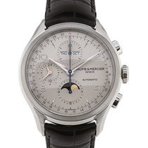 Baume & Mercier Clifton 43mm Automatic Chronograph