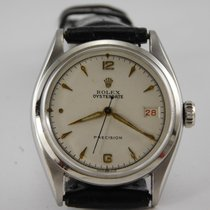 Rolex Oysterdate Precision Vintage cream dial ref. 6094