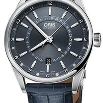 Oris Artix Pointer Steel Blue United States of America, New York, Brooklyn