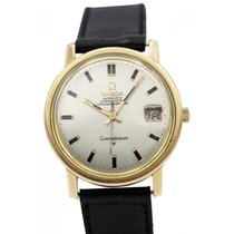 Omega Vintage Omega Constellation 18k Rose Gold 1960's HIM...