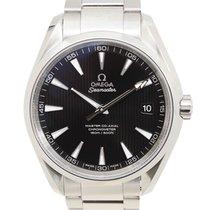 歐米茄 (Omega) Seamaster Stainless Steel Black Automatic 231.10.4...