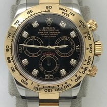勞力士 (Rolex) Daytona with Black Diamond Dial  Watch Only